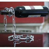 Magic Chain Wine Bottle Holder