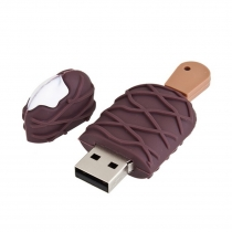 16 GB Chocolate Ice Cream Bar   Shape USB High speed Flash Memory Stick Pen   Drive Disk