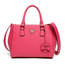 Sweet Candy Color Handbag Shoulder Messenger Bag