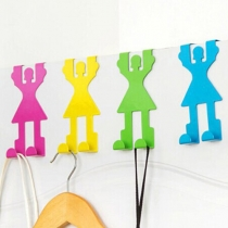 Creative Multi Purpose Humanoid Back Door Hook