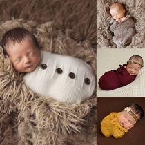 Cute Style Creative Baby Wool Sleeping Bag