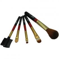 Professional Cosmetic 5pcs Makeup Cosmetic Brushes Set