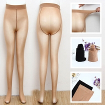 Fashion High Waist Stretch Stockings Pantyhose