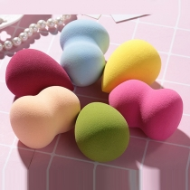 Hot Sale Gourd/Waterdrop Shaped Sponge Powder Puff Beauty Blender