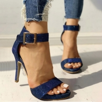 Sexy High Heel Open Toe Sandals