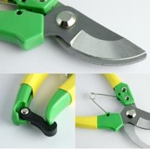 Stainless Steel Electroplating Gardening Scissors