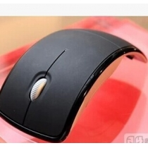 2.4GHz 1200DPI Wireless Foldable Arc Optical Mouse Mice Receiver for PC Laptop