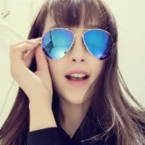 Aviator Mirrored Mirror UV400 Sunglasses Shades